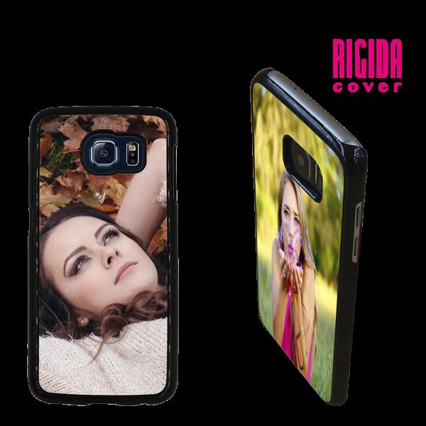Cover Rigida Galaxy S6 personalizzatampata da Photoviva