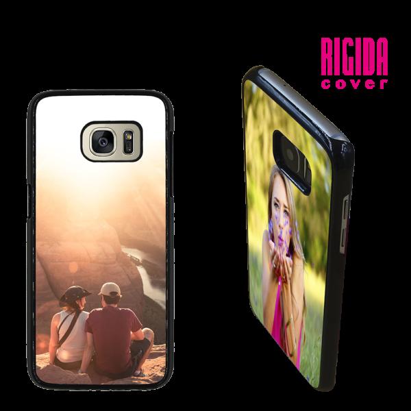 Cover rigida per Galaxy S7 stampata da Photoviva