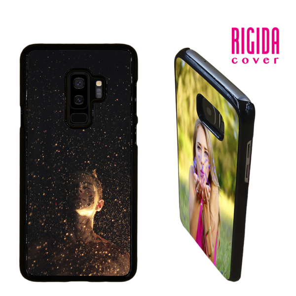 Cover rigida personalizzata per Galaxy S9 Plus