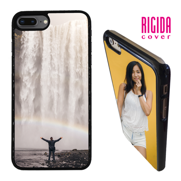 Cover rigida personalizzata per iPhone 8 Plus