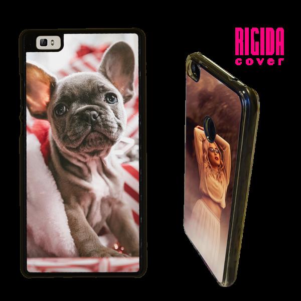 Cover rigida per Huawei P8 Lite pesonalizzata con foto