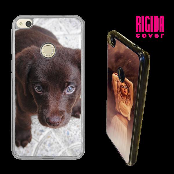 Cover rigida con foto personalizzata per Huawei P8 Lite 2017