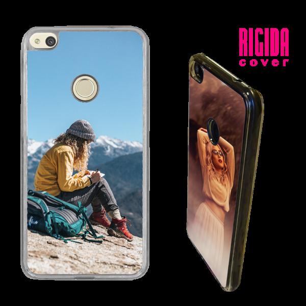 Cover rigida personalizzata con foto per Huawei P9 Lite 2017