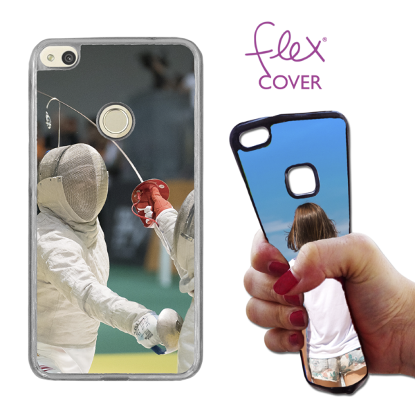 Flex Cover per P9 Lite 2017 personalizzata con foto