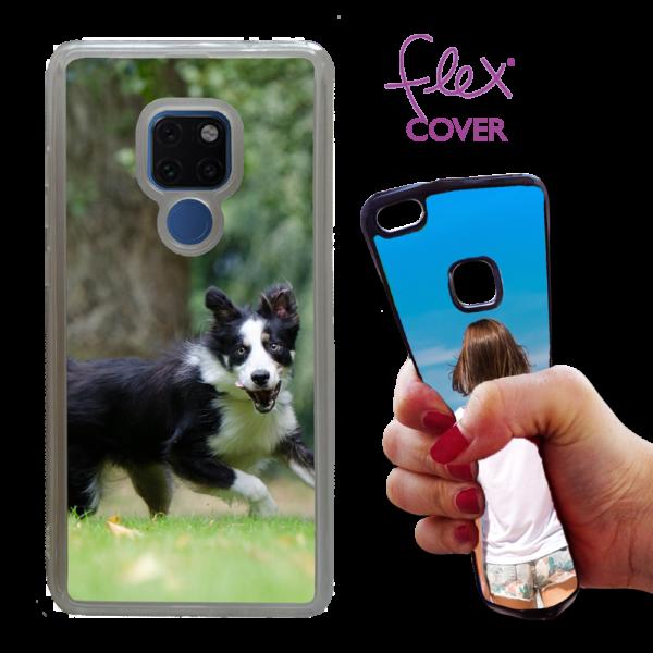 Flex Cover in silicone personalizzata per Huawei Mate 20
