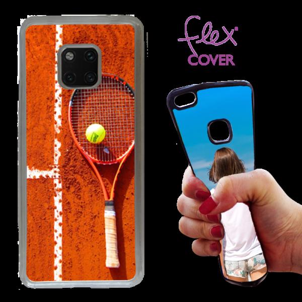Flex Cover per Huawei Mate 20 Pro stampata da Photoviva