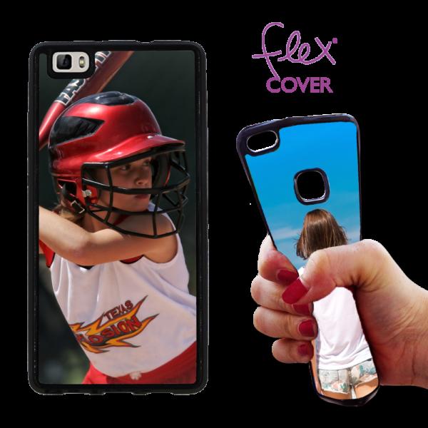 Flex Cover per P8 Lite personalizata