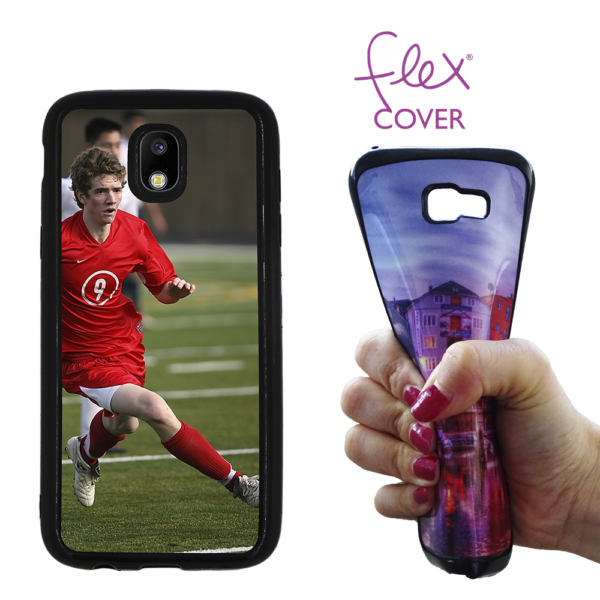 Flex Cover personalizzata Galaxy J5 2017