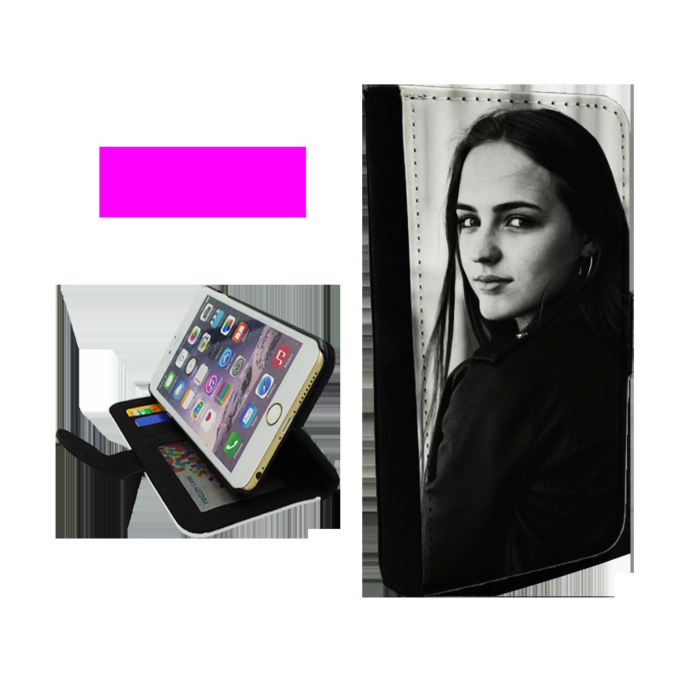 Cover a libro per iPhone 8 Plus - Personalizza con le tue foto - Photoviva
