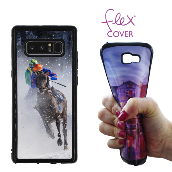 Flex Cover per Galaxy Note 8 personalizzata