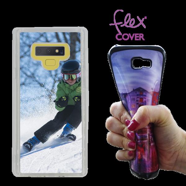 Flex Cover personalizzata con foto per Galaxy Note 9