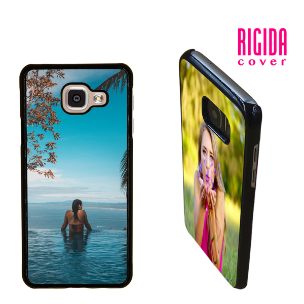 Cover rigida per Galaxy A3 2016 stampata da Photoviva