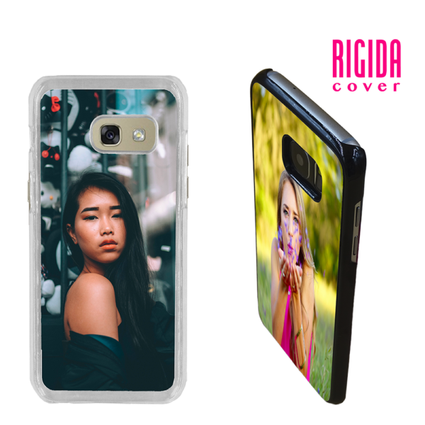 Cover rigida per Galaxy A3 2017 stampata da Photoviva