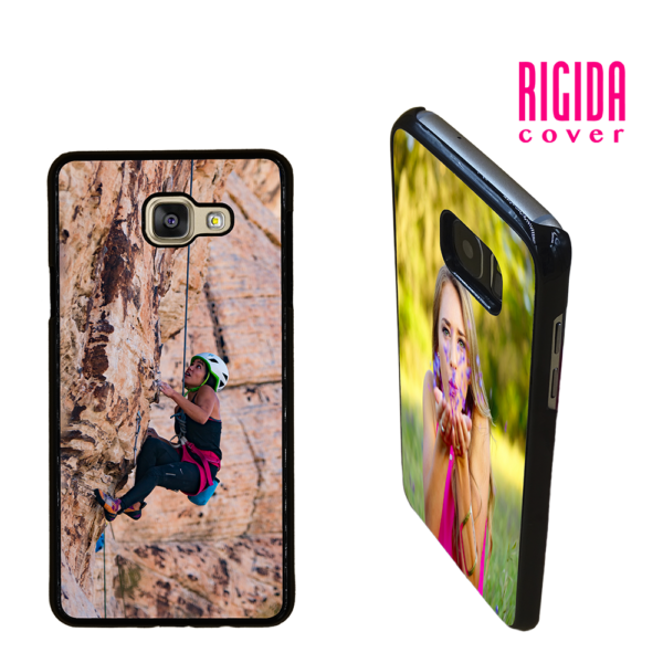 Cover rigida per Galaxy A7 2016 stampata da Photoviva