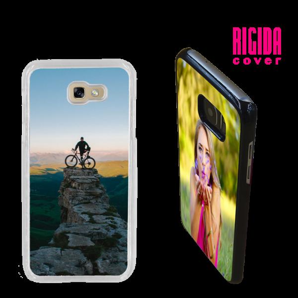 Cover rigida per Galaxy A7 2017 personaizzata con foto