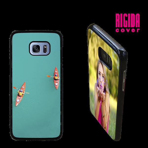 Cover Rigida personalizzata Galaxy S7 Edge