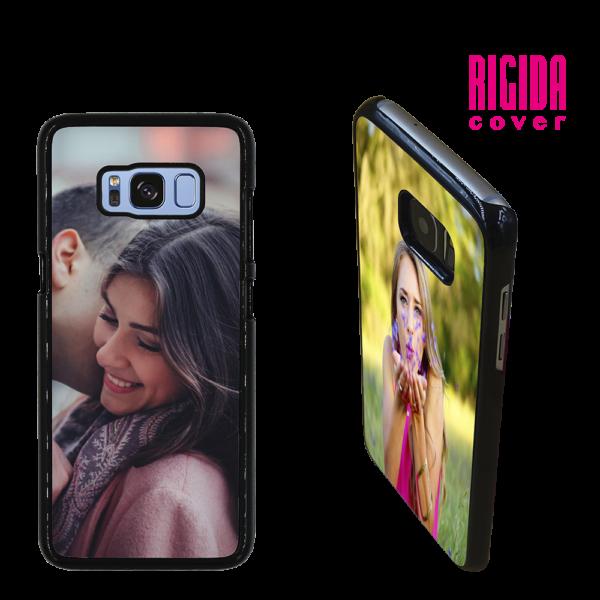 Cover rigida personalizzata per Galaxy S8