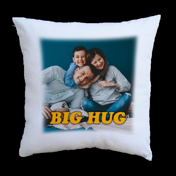 cuscino quadrato big personalizzato