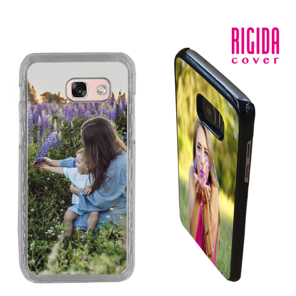 Cover rigida per Galaxy A5 2017 stampata da Photoviva