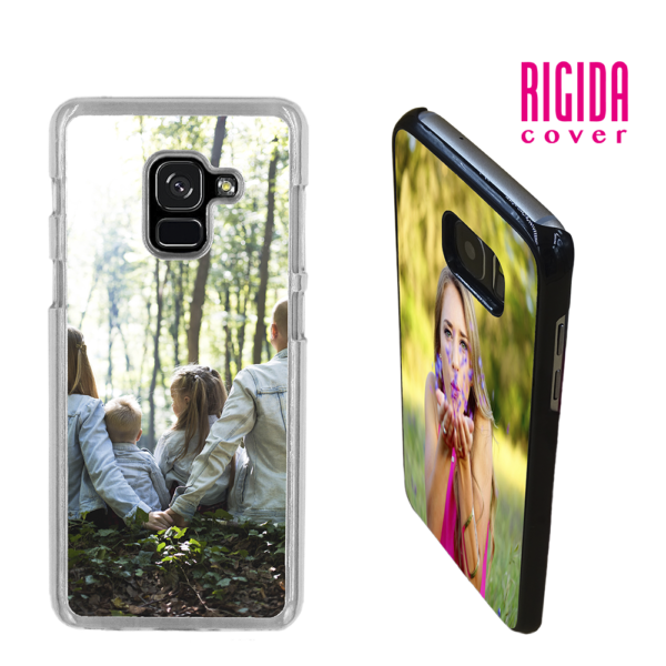 Cover rigida per Galaxy A5 2018 stampata da Photoviva