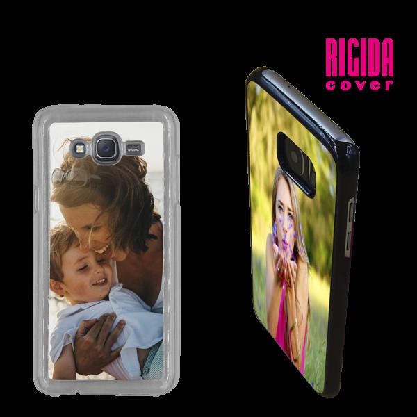 Cover rigida personalizzata Galaxy J7 2015
