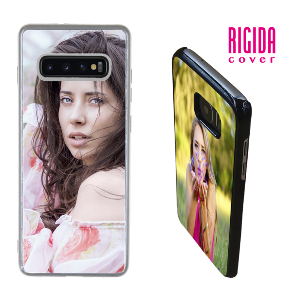 Cover rigida personalizzata per Galaxy S10 Plus