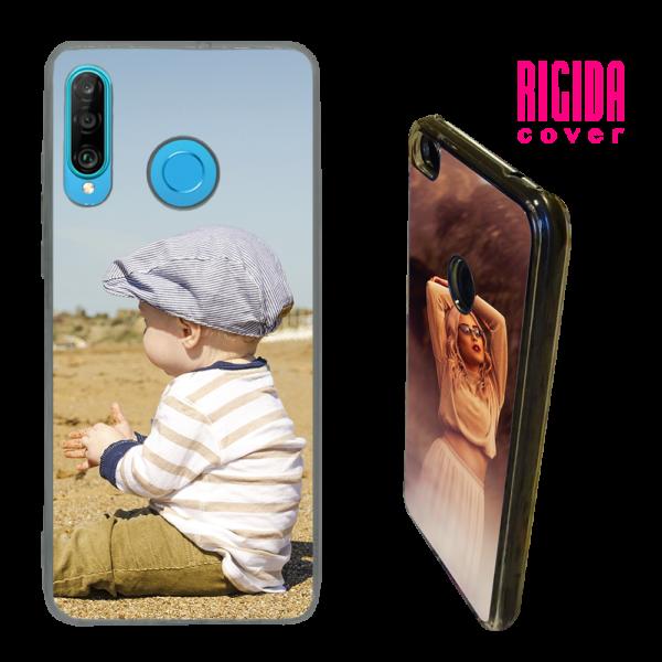 Cover rigida personalizzata con foto per huawei P30 Lite