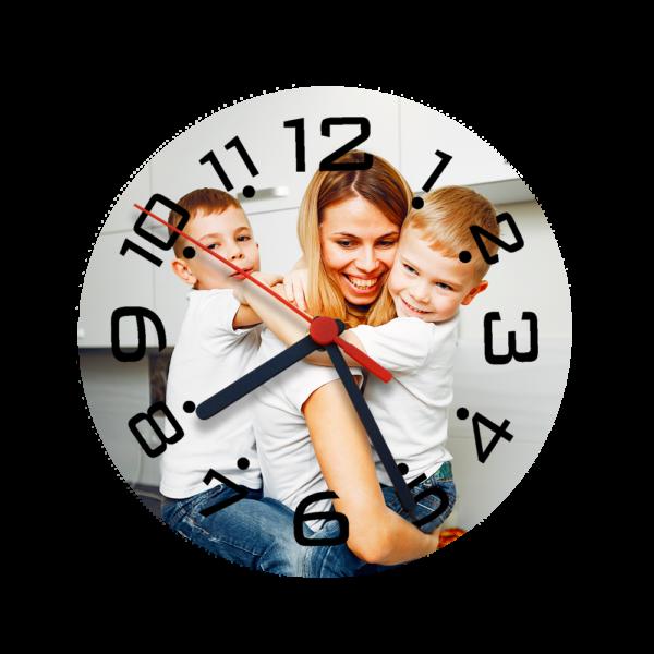 Orologio rotondo personalizzato 30 cm