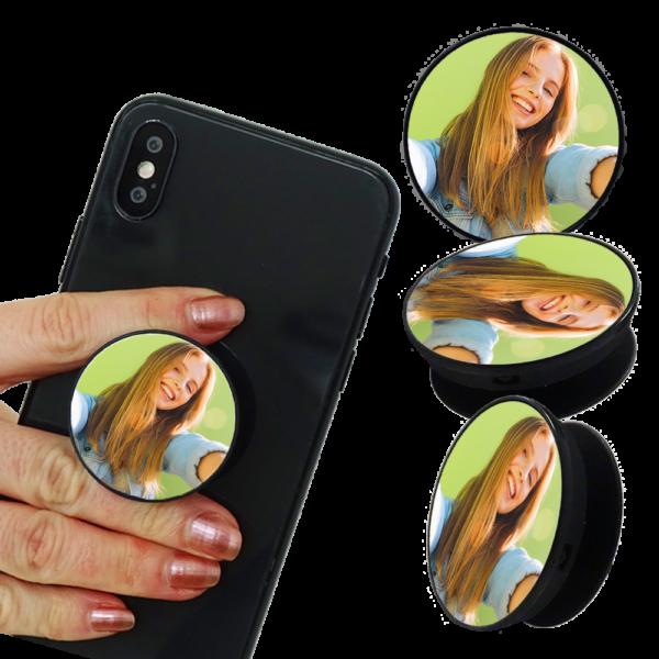 Accessori smartphone: pop phone personaizzato per selfie perfetti