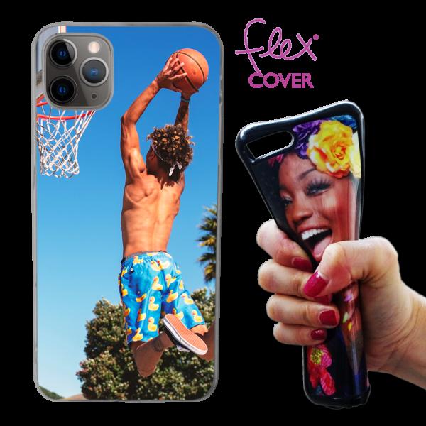 Flex cover personalizzata per iPhone 11 Pro Max