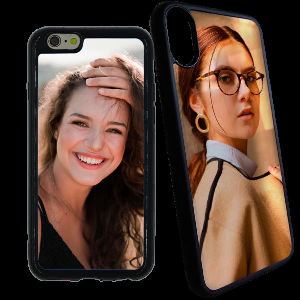 Cover vetro temperato personalizzata per iPhone 6 e 6s
