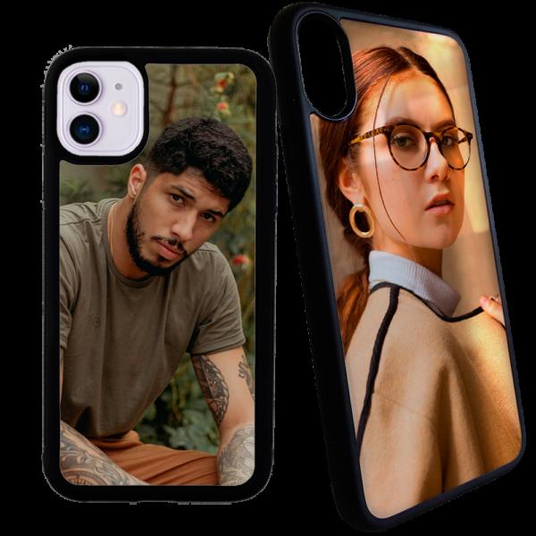 Cover vetro temperato personalizzata per iPhone 11