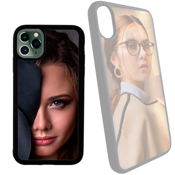 Cover in vetro temperato personalizzata per iPhone 11 Pro