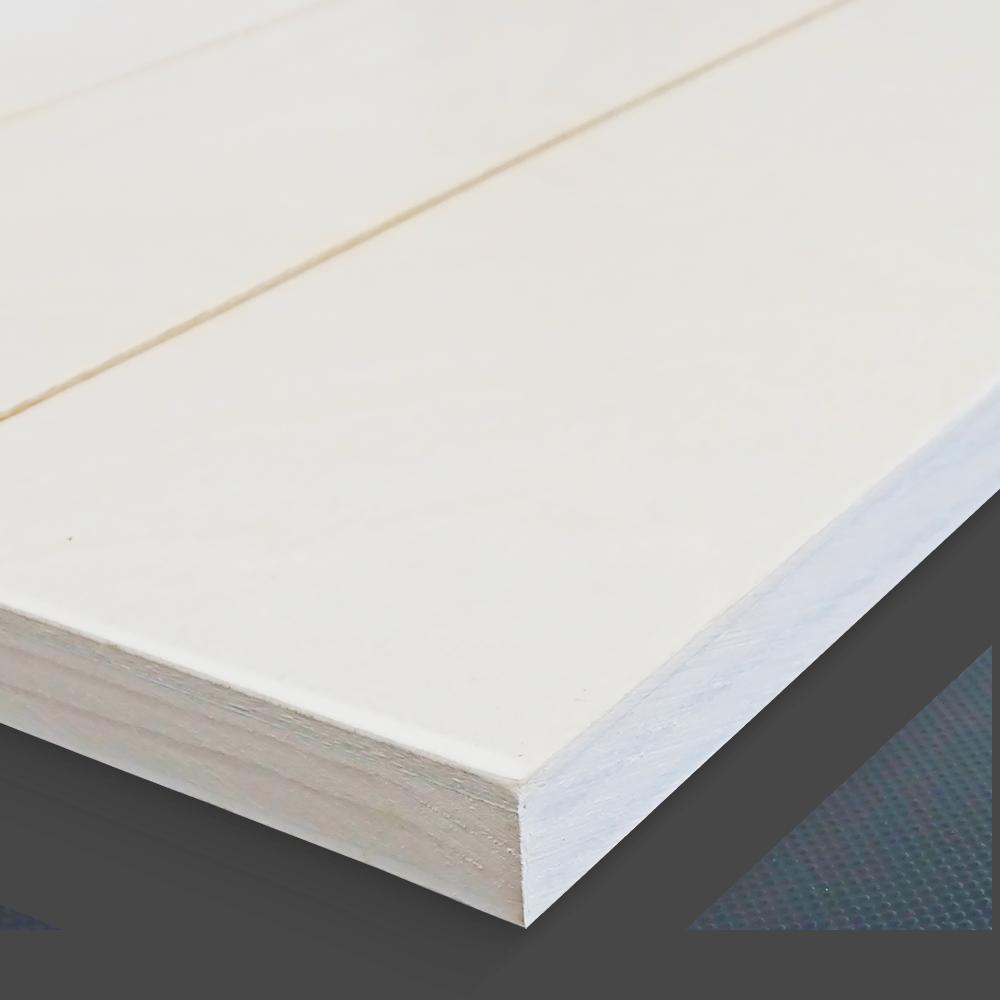pannello legno personalizzabile bianco dettaglio