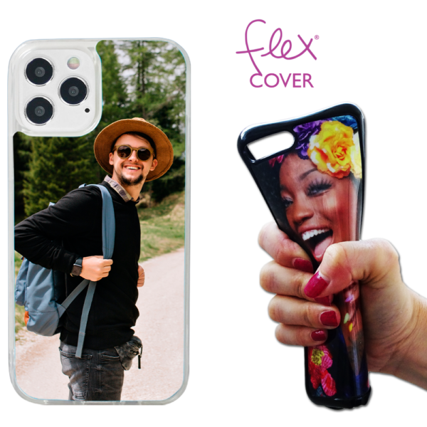 Flex cover personalizzata Iphone 12