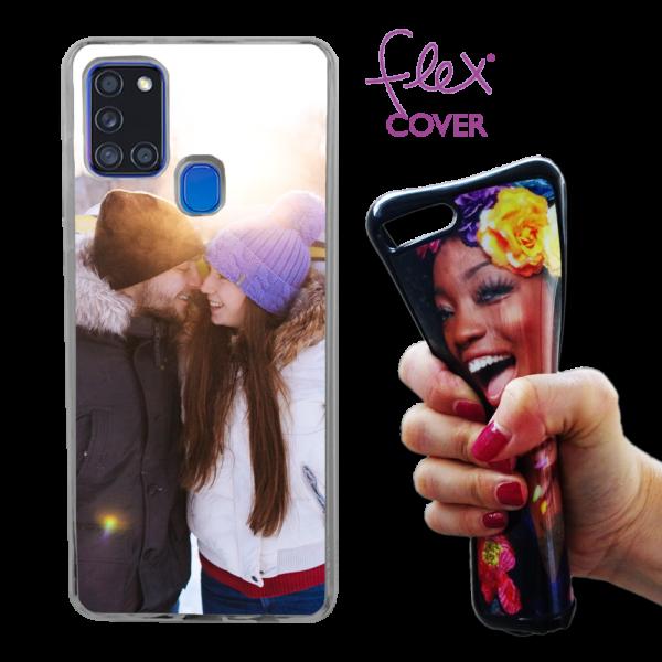 Flex cover personalizzata Samsung Galaxy A21s