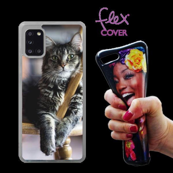 Flex cover personalizzata Samsung Galaxy A31