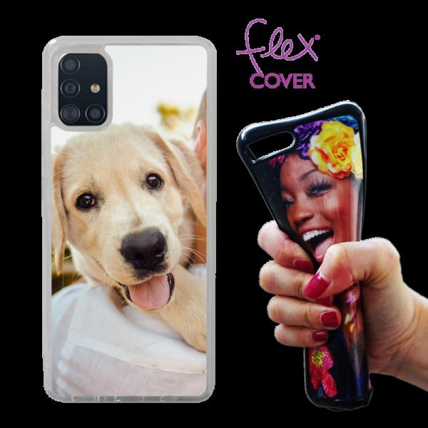 Flex cover personalizzata Samsung Galaxy A41