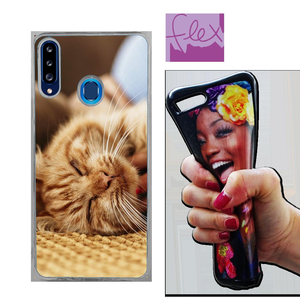 Flex cover personalizzata Samsung Galaxy A20s