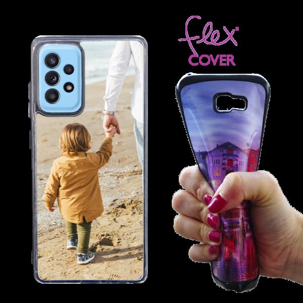 cover flex personalizzata Samsung Galaxy A52