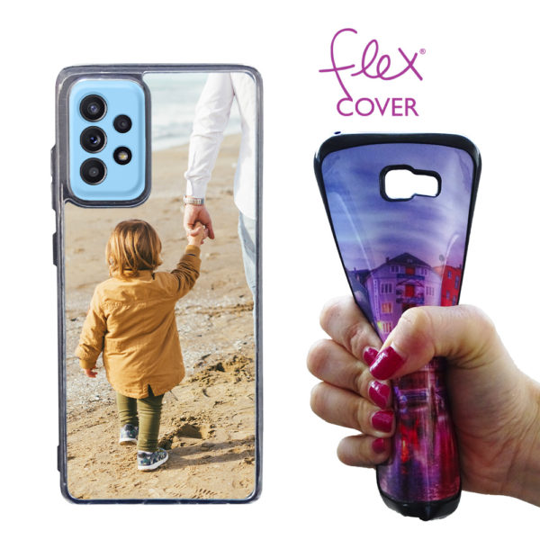 Cover personalizzata per Galaxy A52