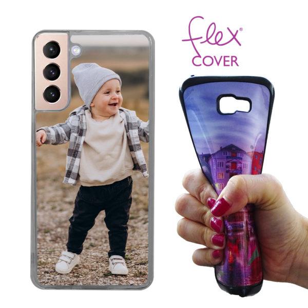 Cover personalizzata per Galaxy S 21Plus