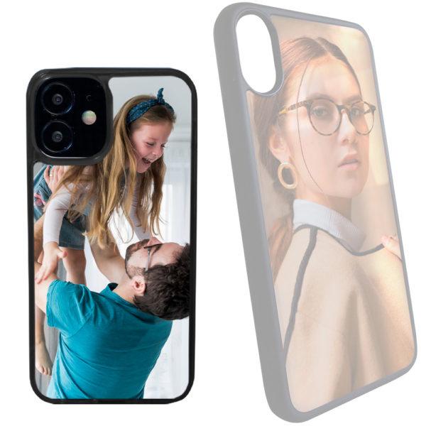 cover vetro personalizzata iphone 12 mini
