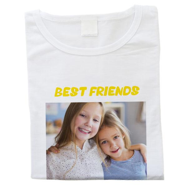 t-shirt personalizzata per bambini